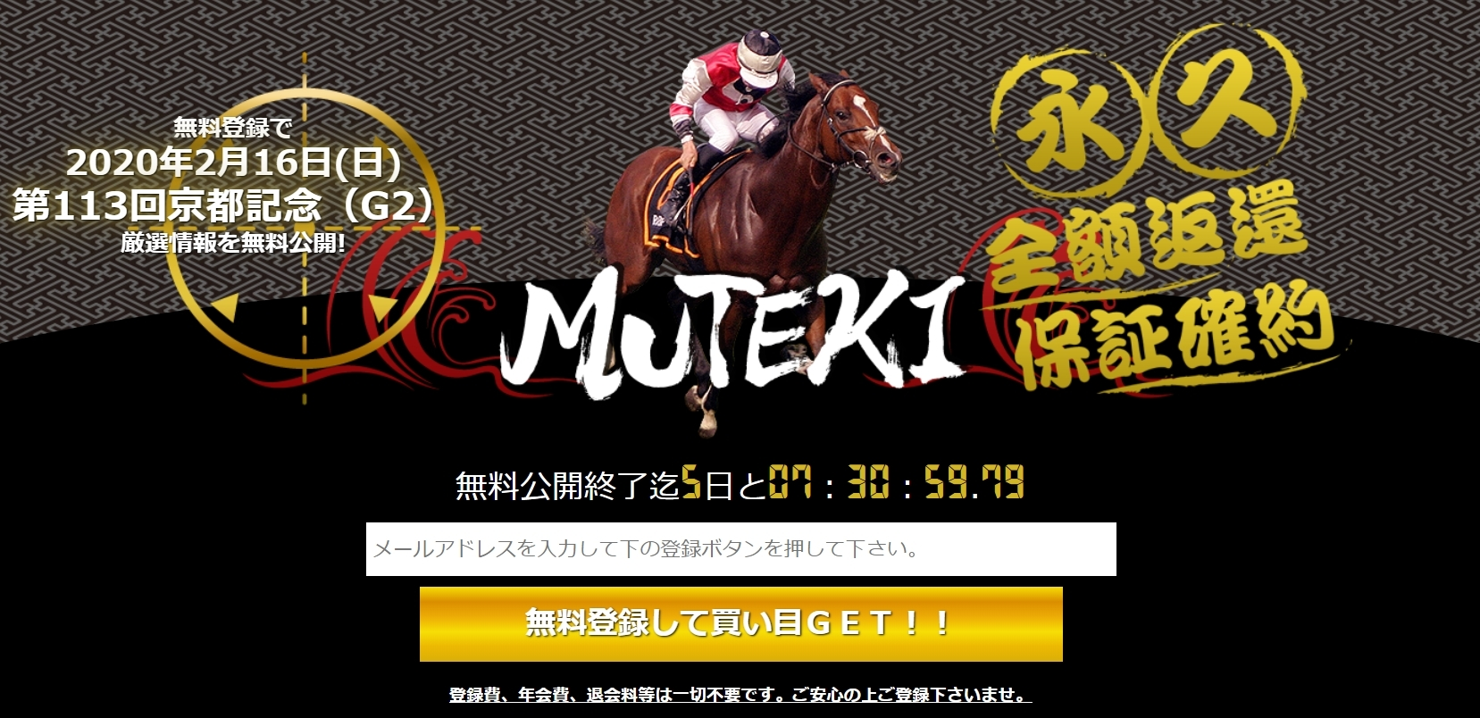 プロが認めたMUTEKI(無敵)のイメージ